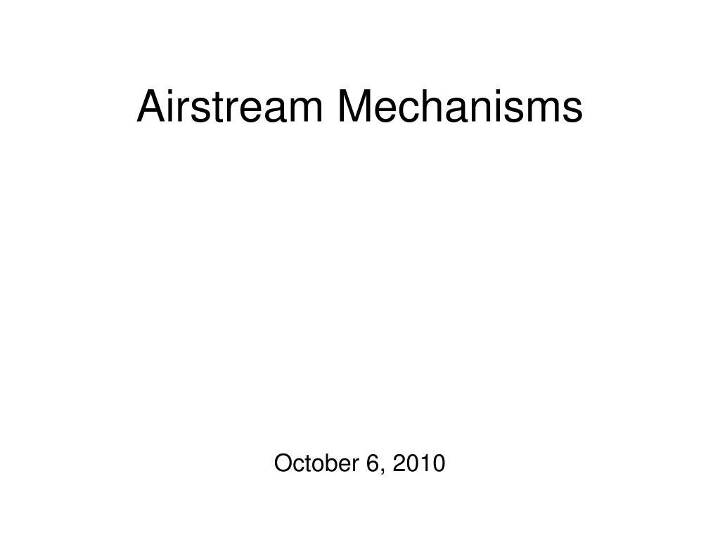 airstream mechanisms l.