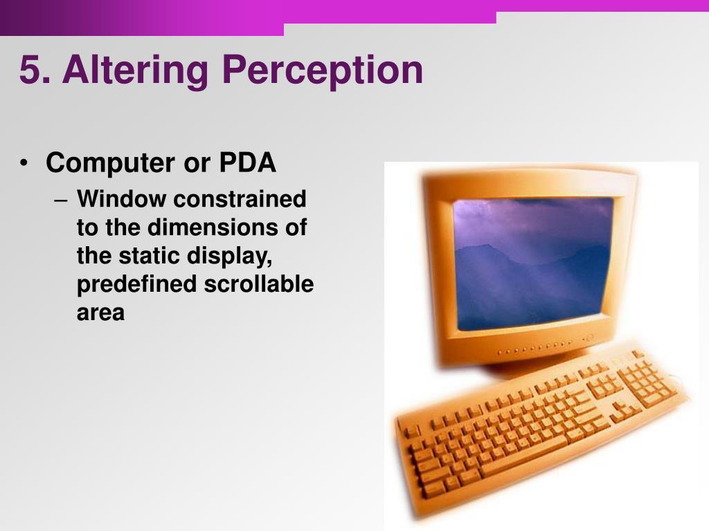 Computer or PDA