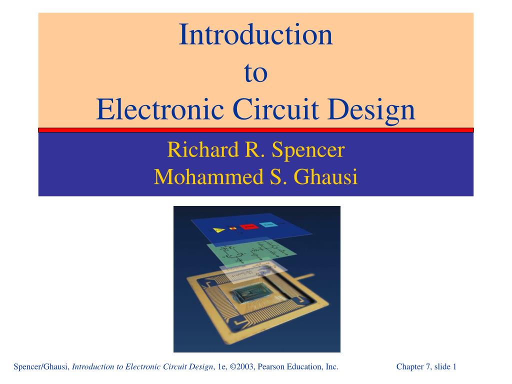ppt introduction to electronic circuit design powerpointintroduction to electronic circuit design powerpoint ppt presentation