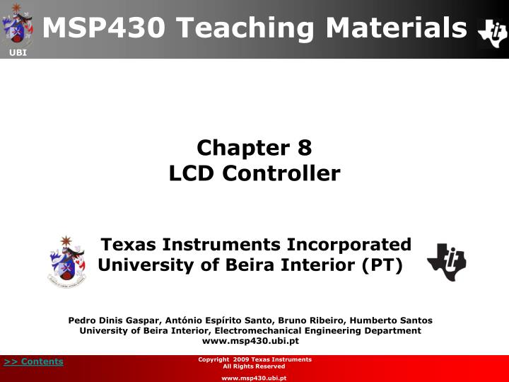 chapter 8 lcd controller n.
