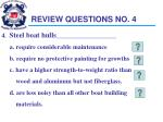 review questions no 4