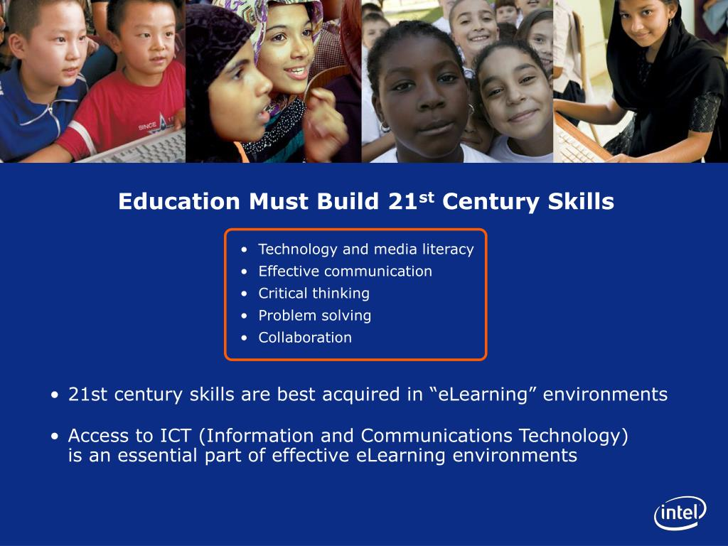 Education Must Build 21