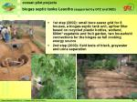 biogas septic tanks lesotho supported by gtz and ded