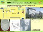 gtz headquarters main building germany