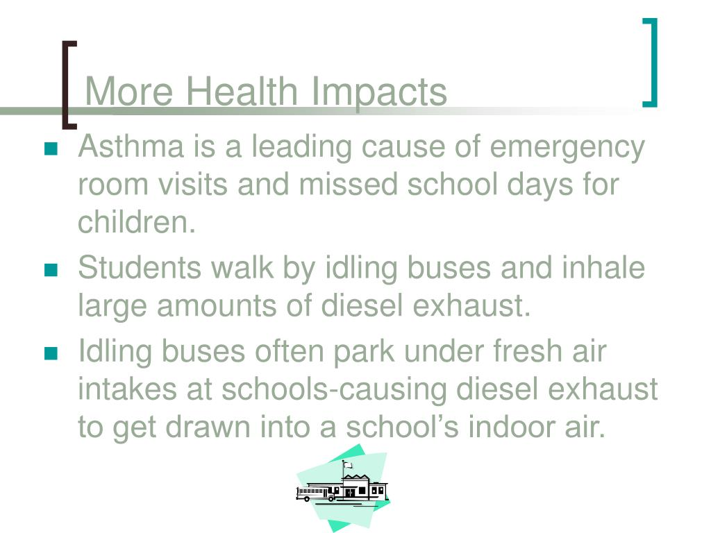 More Health Impacts