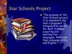 star schools project
