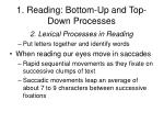 1 reading bottom up and top down processes4