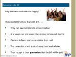 consumers like ipp