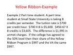 yellow ribbon example8