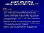 candor bus garage capital improvement project29