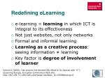redefining elearning2