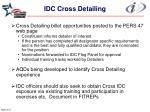 idc cross detailing22