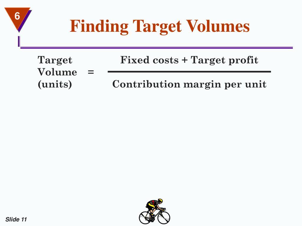 Finding Target Volumes