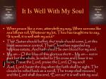 it is well with my soul3