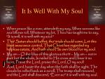 it is well with my soul4