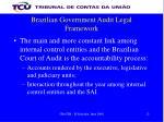 brazilian government audit legal framework12