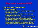 bilge water treatment ows6
