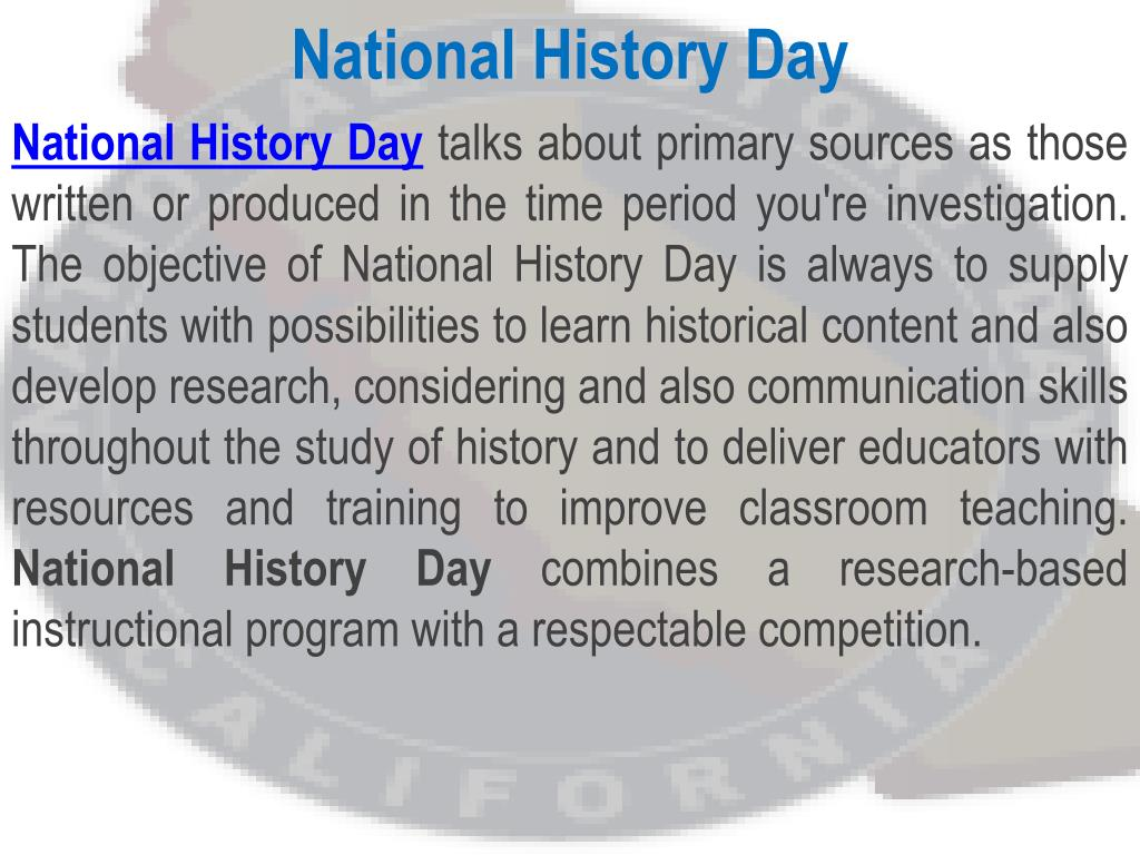 national history day l.