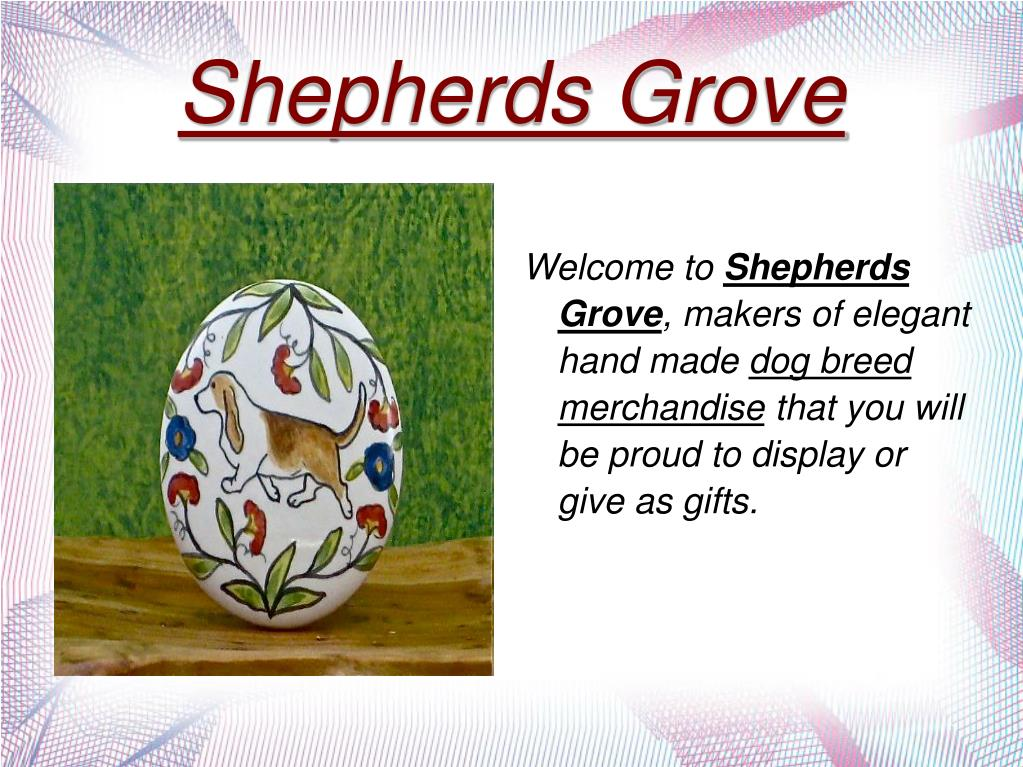 shepherds grove l.