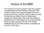 history of the bbb