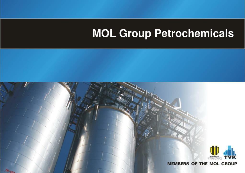 mol group petrochemicals l.
