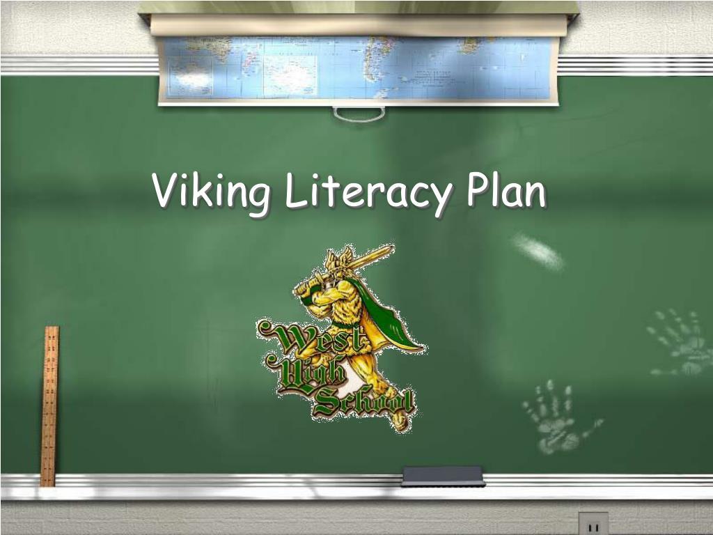 viking literacy plan l.