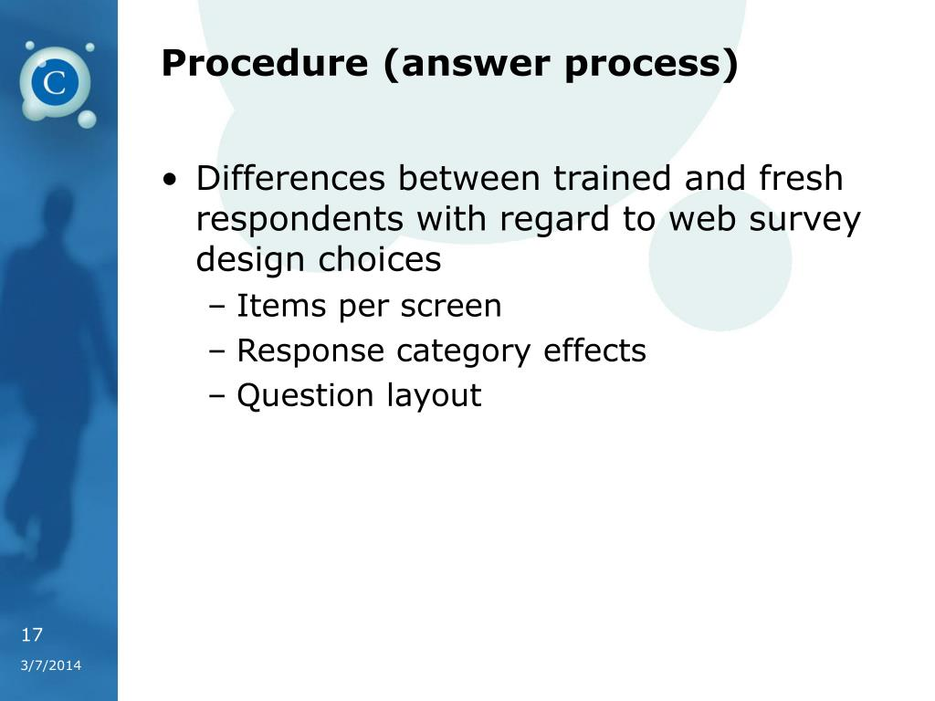 Procedure (answer process)