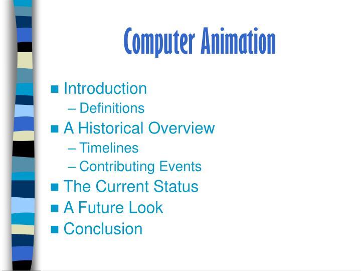Computer animation2