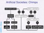 artificial societies chimps39