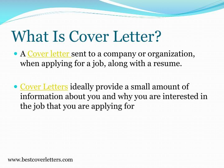 Ppt Sample Cover Letters Powerpoint Presentation Free Download Id 217216
