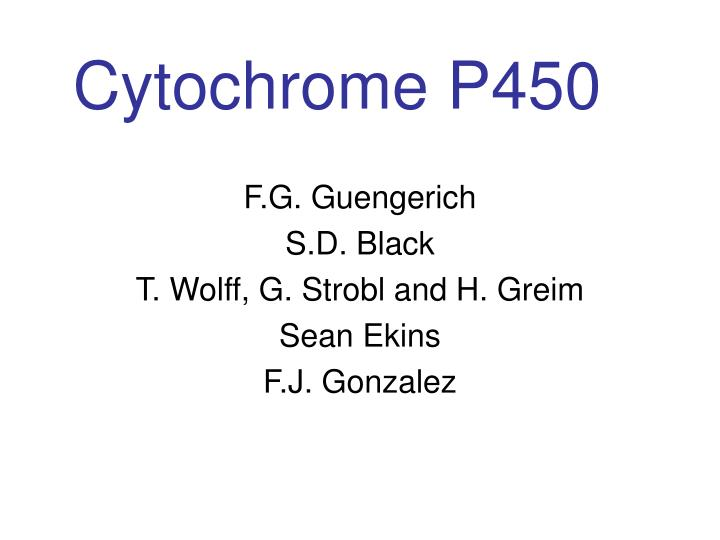 cytochrome p450 n.