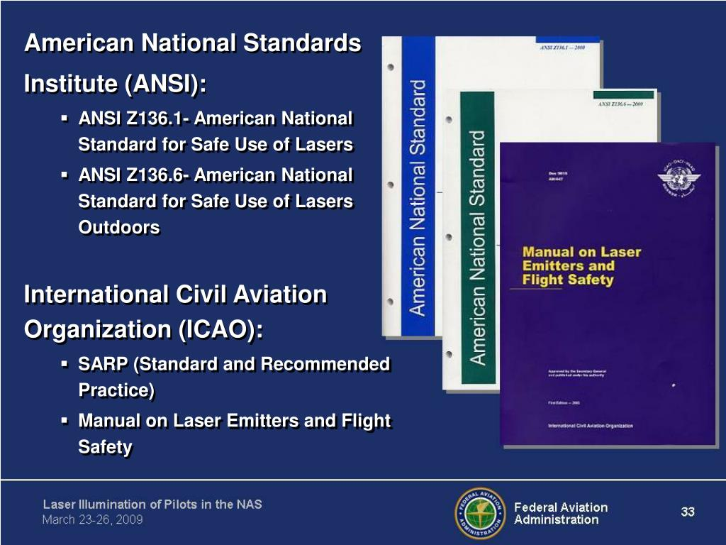 American National Standards