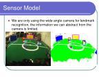 sensor model23