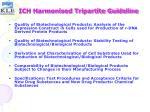 ich harmonised tripartite guideline26