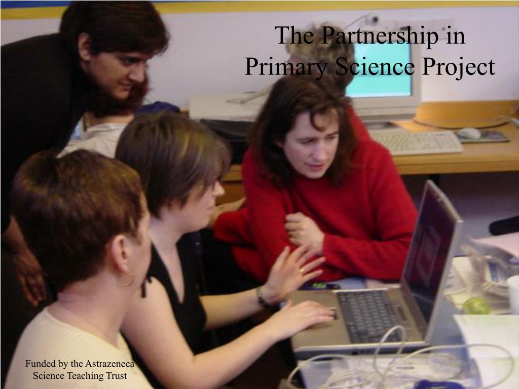 the partnership in primary science project l.