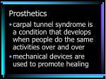 prosthetics55