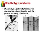 health agri medicine33