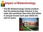 impact of biotechnology8