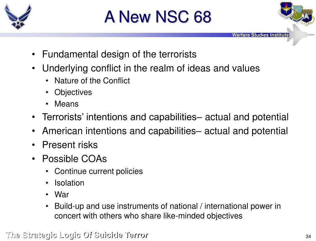 A New NSC 68
