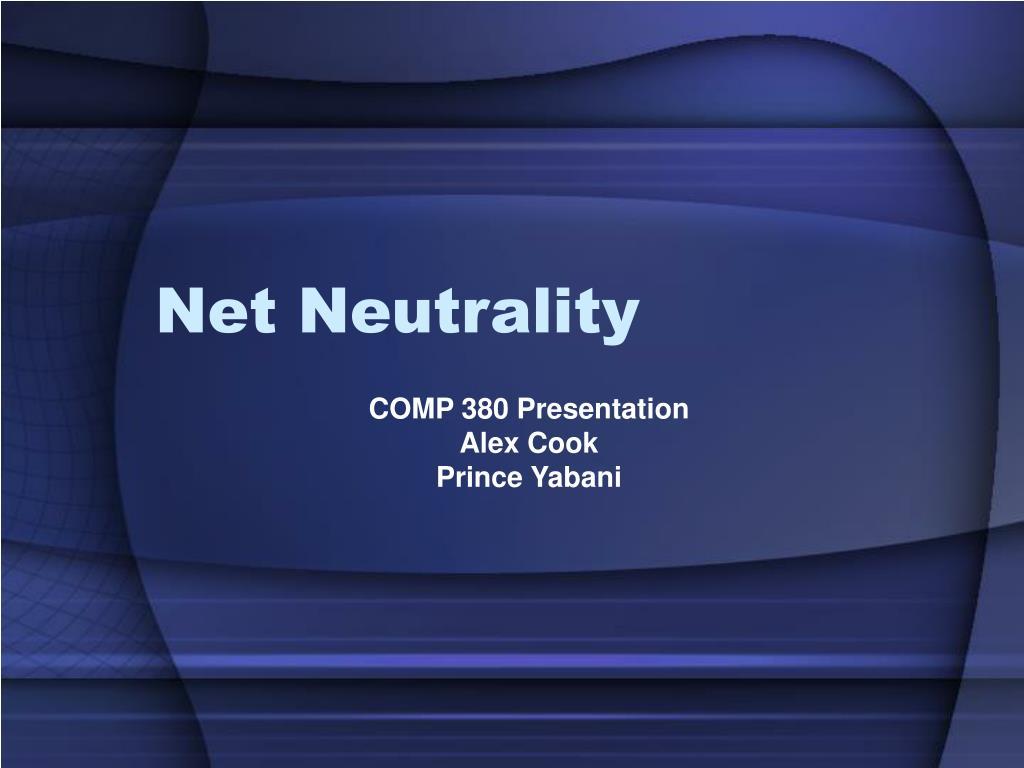 net neutrality l.