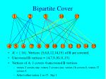 bipartite cover49