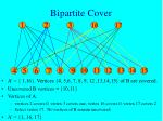 bipartite cover50