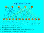 bipartite cover55