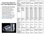 colson bore reducers from team nightmare site