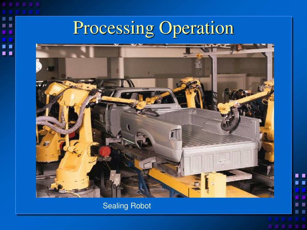 Sealing Robot