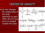 center of gravity5