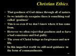 christian ethics20
