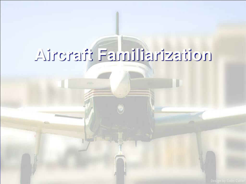 aircraft familiarization l.