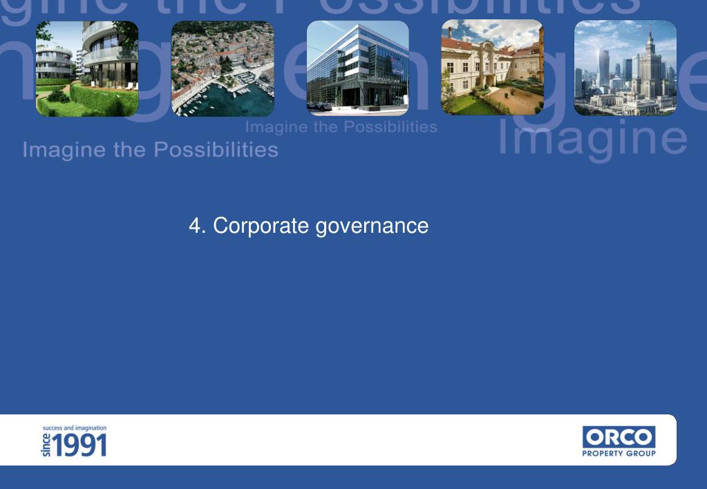 4. Corporate governance