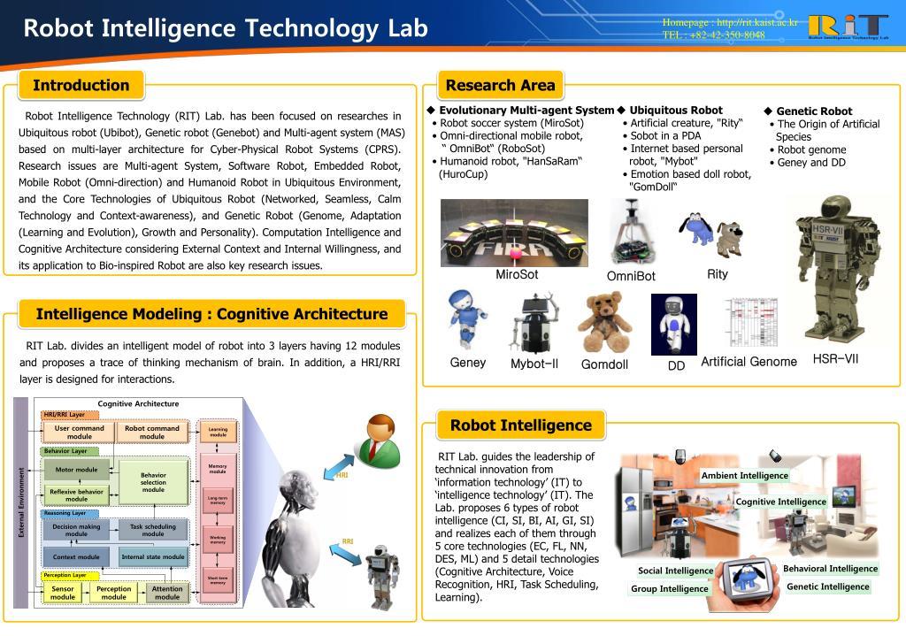 robot intelligence technology lab l.